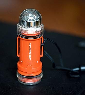 ACR Firefly 3 - Scuba-diving strobe light